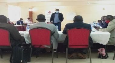 Peace Dialogue Forum in Transmara County