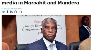 NCIC warns over hate on social media in Marsabit and Mandera