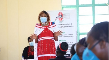 Engaging women in conflict resolution