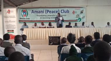 Amani Club Peace Symposium Held in Machakos County