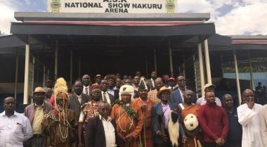 Nakuru County Tripartite Peace Dialogue Forum