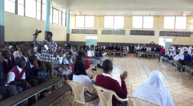Empowering Peace Agents in Schools