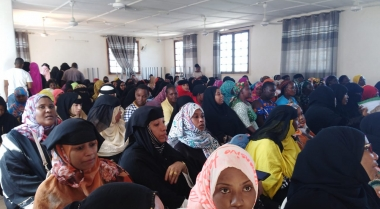 Women and Youth Key in Promoting Peace