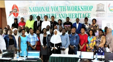 National Youth Workshop on Culture and Heritage
