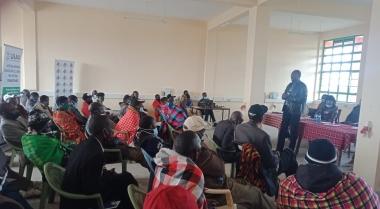 Restoration of peace in Narok