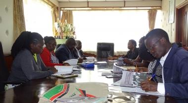 Ethnic And Diversity Audits In Siaya And Kisumu