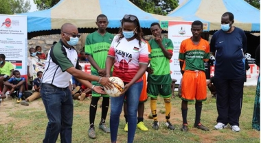 Promoting Peace through Sports