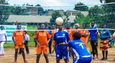 Sports vital in reconciliation