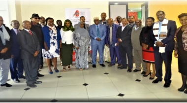 NCIC hosts the Ethiopian Reconciliation Commission
