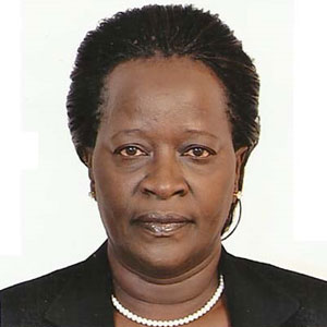 Irene N. Wanyoike, Vice Chairperson and Commissioner