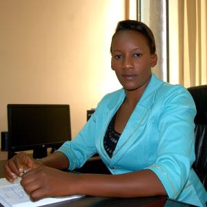 Belinda Ochiel - Commissioner