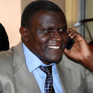 Dr. Joseph Wamocha Nasongo - Commissioner