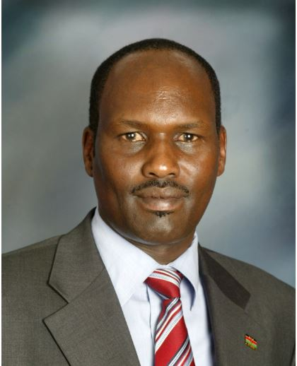 Commissioner, Sam Kona