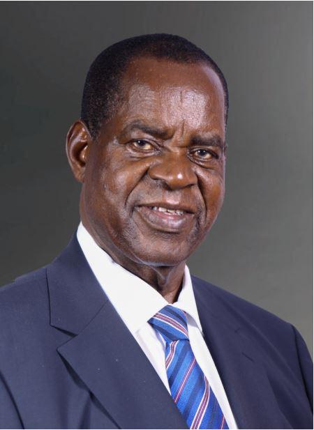 Commissioner, Hon. (Eng.) Phillip Okundi