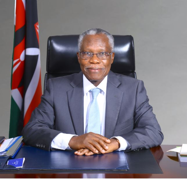 Chairman, Rev. Dr. Samuel Kobia